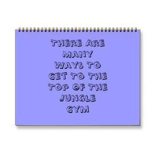 School Days Calender Wall Calendar