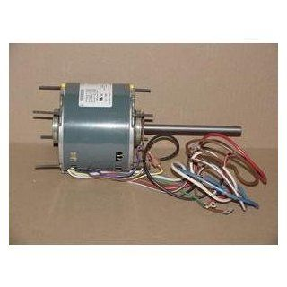 FASCO 7124 0122/D781 1/3 HP ELECTRIC MOTOR 208/230V 1625 RPM 161117   Electric Fan Motors