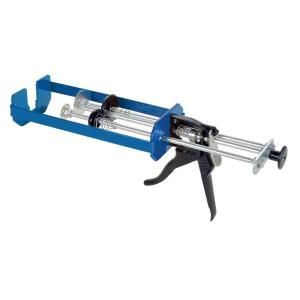 COX 300 ml x 150 ml/300 ml x 300 ml Dual Cartridge Low Viscosity Epoxy Applicator Gun M300LV