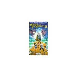 Wizards of the Lost Kingdom 2 [VHS]: Mel Welles, Robert Jayne, David Carradine, Susan Lee Hoffman, Blake Bahner, Lana Clarkson, Henry Brandon, Wayne Grace, Edward Blackoff, Sid Haig, Diana Barton, Sharon Compton, Geza Sinkovics, Charles B. Griffith, Jonas