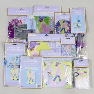 Fashion Mama Baby Shower Party Decor Case Pack 192   Baby Bedding Gift Sets