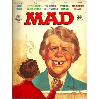 Mad Magazine March 1978 No. 197: Albert A. (Editor) Feldstein: Books