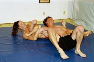 Women's Topless Wrestling DVD   LSP PP241   Mixed Mat Action   featuring Charlene Rink and Scott: Movies & TV