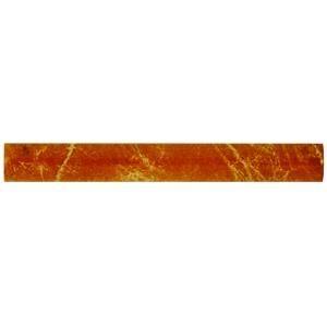 Ceramic pencil tile trim