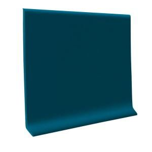 ROPPE 700 Blue 4 in. x 48 in. x .125 in. Wall Base Cove (30 Pieces) 40C73P187