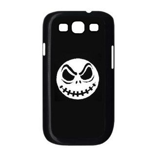 Custom Jack Skellington Artistic Hard Back Cover Protective Case for Samsung Galaxy S3 I9300: Cell Phones & Accessories