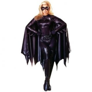 Costumes For All Occasions AC296LG Batgirl 1997 Deluxe Large: Clothing