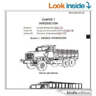 US Army, Technical Manual, TM 9 2320 272 10, TECHNICAL MANUAL OPERATOR'S MANUAL FOR TRUCK, 5 TON, 6X6, M939, M939A1, AND M939A2 SERIES TRUCKS (DIESEL),Manuals, Army Manuals, Army Field Manuals eBook: US Army and www.survivalebooks Kindle Store