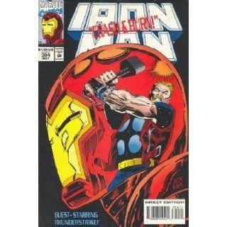 Iron Man, Vol. 1, No. 304, May 1994 John Byrne Books