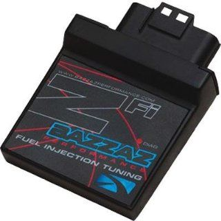 Bazzaz 12 7121 Z FI TC Traction Fuel Shift Control System Standard Shift Pattern (Kit) for 2008 2012 Suzuki GSX1300R Automotive