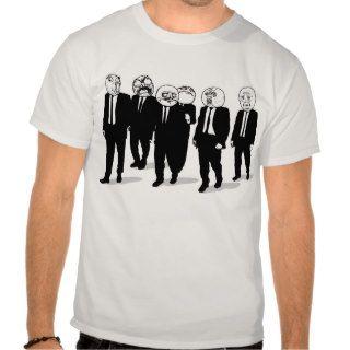 rage comic meme faces walking. me gusta. t shirts