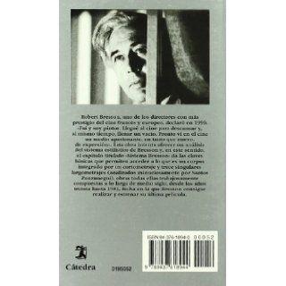 Robert Bresson (Signo E Imagen) (Spanish Edition): Santos Zunzunegui: 9788437618944: Books