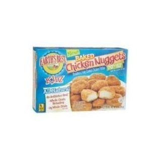 Earths Best Kidz Baked Chicken Nugget, 16 Ounce    12 per case.: Industrial & Scientific