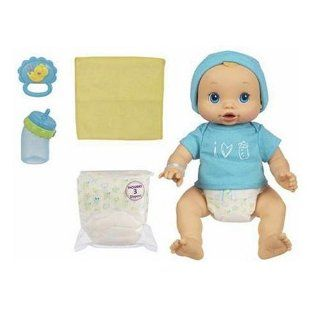 Hasbro Baby Alive Wets & Wiggles Boy Doll Toys & Games