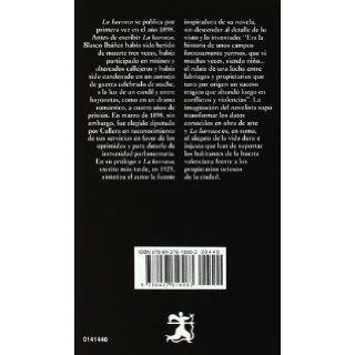La Barraca (Letras Hisp�nicas) (Spanish Edition): Vicente Blasco Ib��ez, Jos� Mas, Mar�a Teresa Mateu: 9788437616063: Books