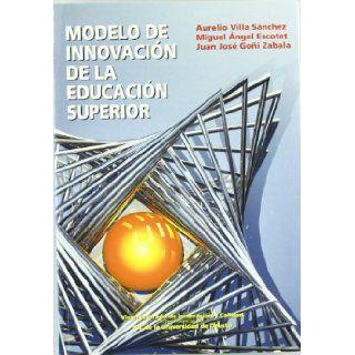Modelo de Innovacion de La Educacion Superior: Mies (Spanish Edition): Juan Jose Goñi: 9788427128866: Books