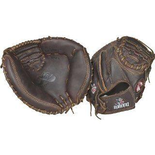 "Nokona X2 Elite Series 32"" Baseball Catchers Mitt (Right Handed Throw)  Baseball Batting Gloves  Sports & Outdoors"