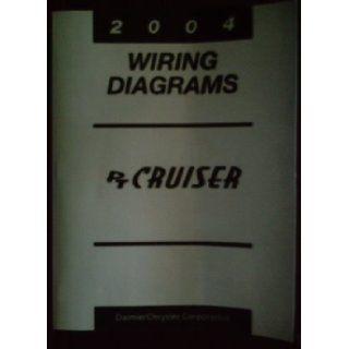 2004 PT Cruiser Wiring Diagrams (Manual Number 81 370 04361) DaimlerChrysler Books