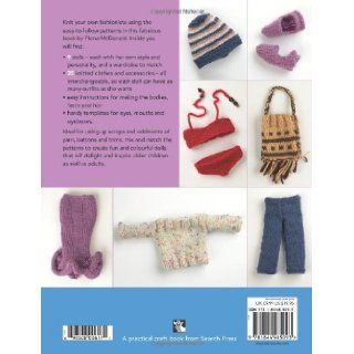 Babes in the Wool How to Knit Beautiful Fashion Dolls, Clothes & Accessories Fiona McDonald 9781844485093 Books