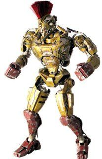 REAL STEEL: MIDAS (ABS&PVC Figure): Toys & Games