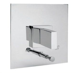 "Altmans S52DSTC77PC Vertika 1/2"" Pressure Bal. Tub/Shower Mixer Set Pol. Chrome   Shower Systems"