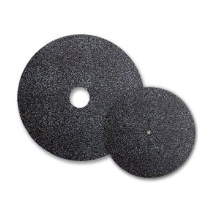 Mercer Abrasives 408M400 50 Silicon Carbide Waterproof Paper Discs 7 Inch by 7/8 Inch Smooth Hole, 400E Grit, 50 Pack   Hook And Loop Discs