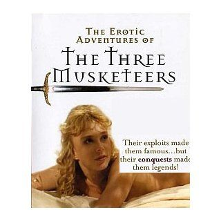The Erotic Adventures of the Three Musketeers Nina Hartley All Regions NTSC Unrated DVD Movies & TV