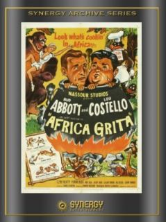 Africa Grita (1949): Bud Abbot, Lou Costello, Charles Barton, Earl Baldwin:  Instant Video