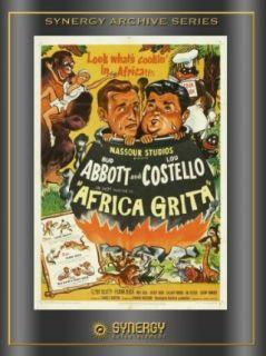 Africa Grita (1949): Bud Abbot, Lou Costello, Charles Barton, Earl Baldwin:  Instant Video