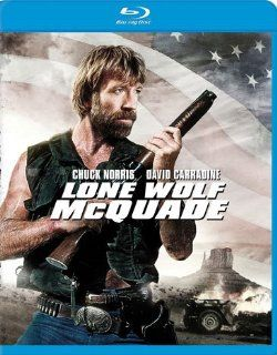 Lone Wolf Mcquade [Blu ray] Norris, Carradine, Carrera, Kenne Movies & TV