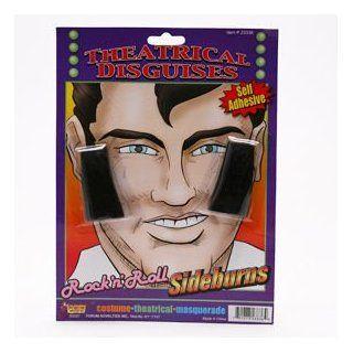 Elvis Rock & Roll Sideburns Toys & Games