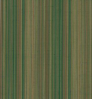 Brewster 280 70550 Beacon House Intrigue Stripe Wallpaper, 20.5 Inch by 396 Inch, Green
