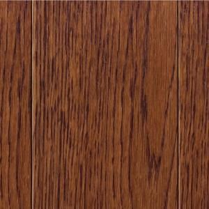Home Legend Wire Brush Oak Toast 3/4 in. Thick x 3 1/2 in. Wide x Random Length Solid Hardwood Flooring (15.53 sq. ft/case) HL103S