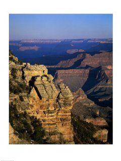 rock formations Grand Canyon National Park Arizona USA Poster 18x24   Prints