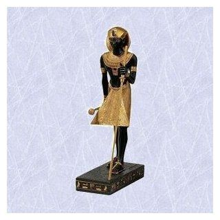 Egyptian king tutankhamen statue pharaoh tut sculpture s : Everything Else