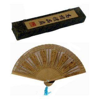 Chinese Sandalwood Folding Fan  Home And Garden Products