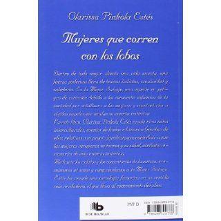 Mujeres que corren con los lobos (Spanish Edition): Clarissa Pinkola Estes: 9788498720778: Books