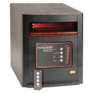 EdenPURE� Elite Heater Trusted Comfort New Quartz Infrared Heater   Space Heaters