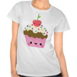 Cute Kawaii Cupcake Tees
