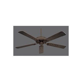 Nicor Lighting 52MASOB Master Builder Oil Rub Bronze Ceiling Fan 3 Speed Reversible Standard Flush 5