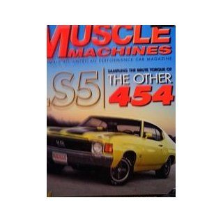 Hemming's Muscle Machines LS5 The Other 454 (July, 6) Terry McGean Books
