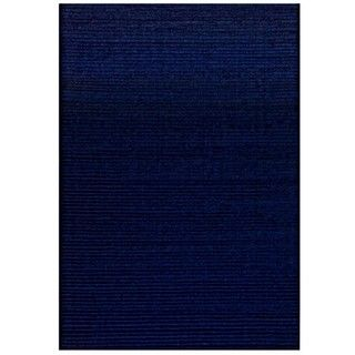 Hand tufted Pulse Blue Wool Rug (5' x 8') St Croix Trading 5x8   6x9 Rugs