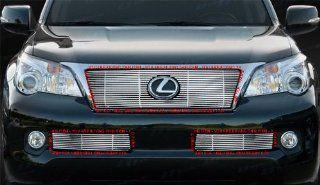 Lexus GX460/470 Chrome Billet Top & Bottom Grille 2010 2012 Automotive