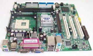 MSI   MSI MS 6714 Emachines HP Socket 478 Motherboard 845GV, REV 1 Computers & Accessories