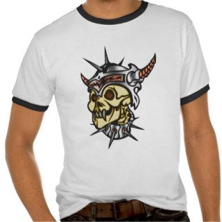 Viking Skull T shirts
