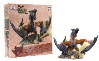 Monster Hunter DXF Statue Model Monsters 5 Figure   Tigrex Toys & Games