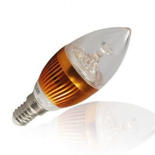 THG 5W LED Standard E14 Warm White 400LM Energy Saving Down Light Cabinet Candle Lights Lamps Bulbs 100V 240V   Led Household Light Bulbs