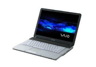 "Sony VAIO VGN FS980 15.4"" Laptop (Intel Pentium M Processor 740, 1 GB RAM, 80 GB Hard Drive, DVD+ R Dbl Layer/DVD+/ RW Drive)  Notebook Computers  Computers & Accessories"