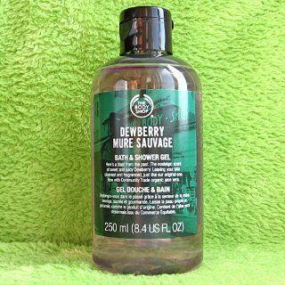 Body Shop Dewberry Bath & Shower Gel  Bath And Shower Gels  Beauty