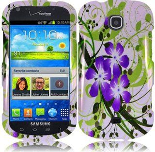 For Samsung Galaxy Legend Design Hard Cover Case (Green Lily) Cell Phones & Accessories